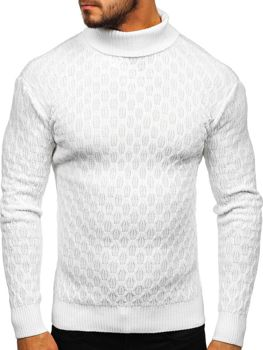 Bílý pánský rolák Bolf 501