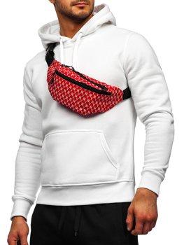 Červená pánská taška ledvinka Bolf NR02