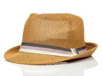 Hnědý pánský klobouk Bolf CZ31A