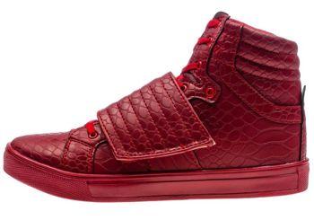 Pánská bordová obuv Bolf 3031