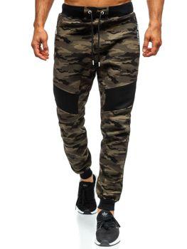Pánské ARMY oblečení - kalhoty e85f790034