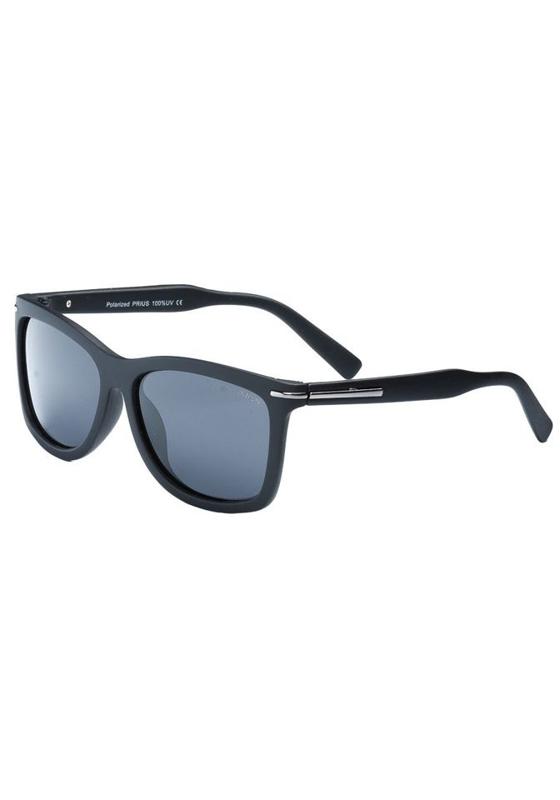 Černé pánské sluneční polarizační brýle Bolf PLS226B