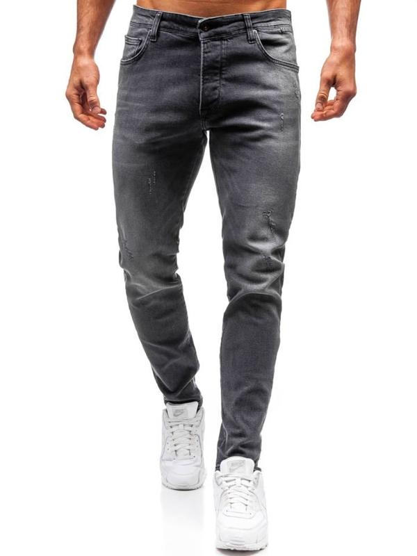 Grafitové pánské džíny Bolf 7160