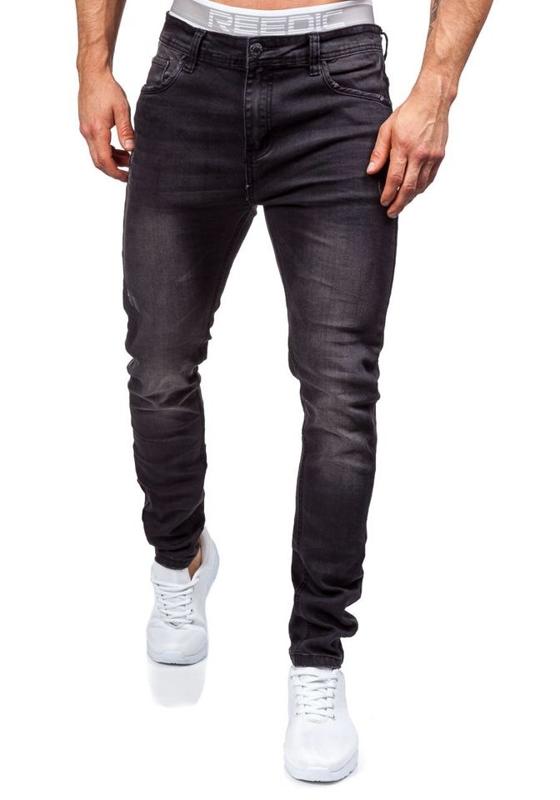 Pánské džíny M.SARA 8938 černé