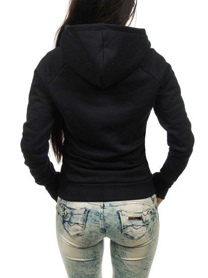 Černá dámská mikina Bolf 17S