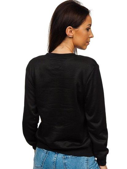 Černá dámská mikina Bolf WB11002