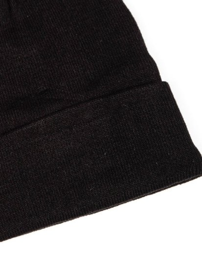 Černá pánská čepice Bolf YN1