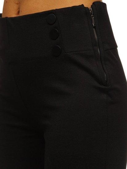 Černé dámské legíny Bolf YW01039-E1