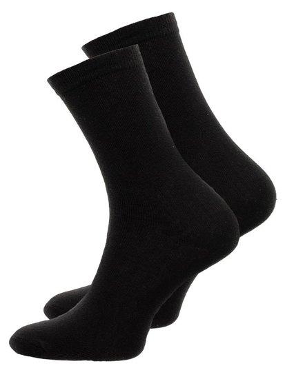Černé pánské ponožky Bolf X10048-2P 2 PACK