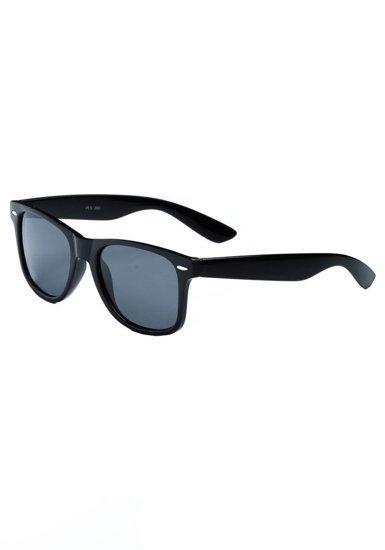 Černé pánské sluneční brýle Bolf PLS865P