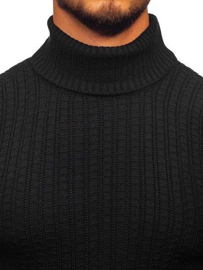 Černý pánský rolák Bolf 315