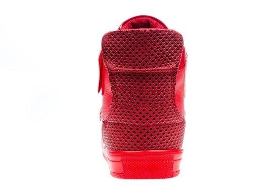 Červená pánská obuv Bolf 3001