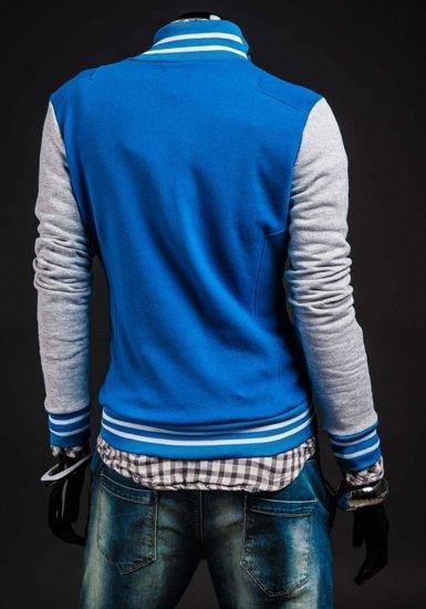 Dámská mikina BOLF 19 modrá