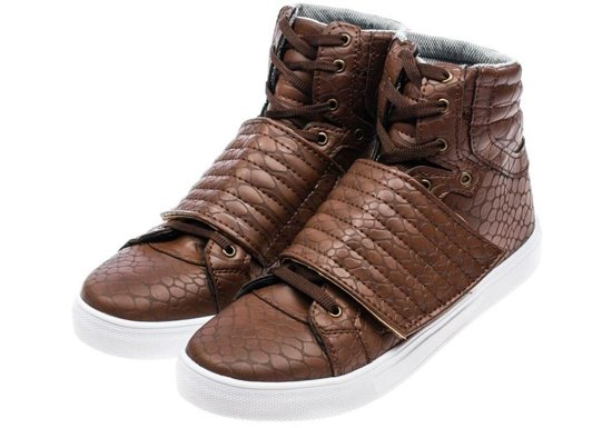 Hnědá pánská obuv Bolf 3031