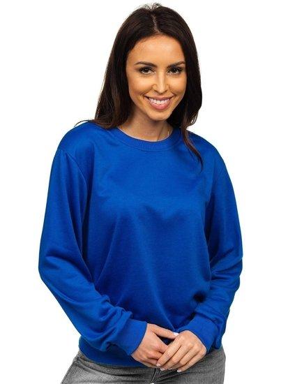 Modrá dámská mikina Bolf WB11002