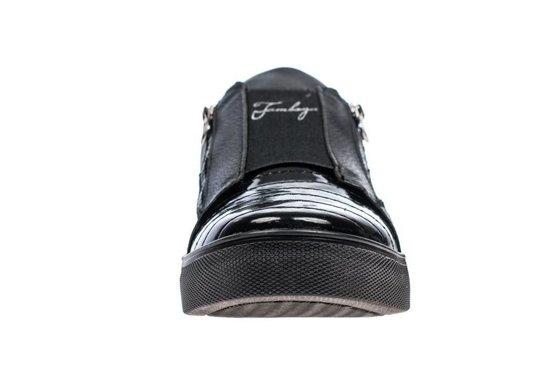 Pánská černá obuv Bolf 1506