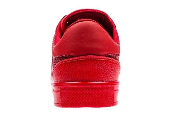 Pánská červená obuv Bolf 3027