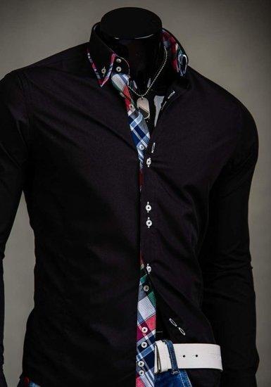 Pánská košile ARCO BALENO 2712 černá