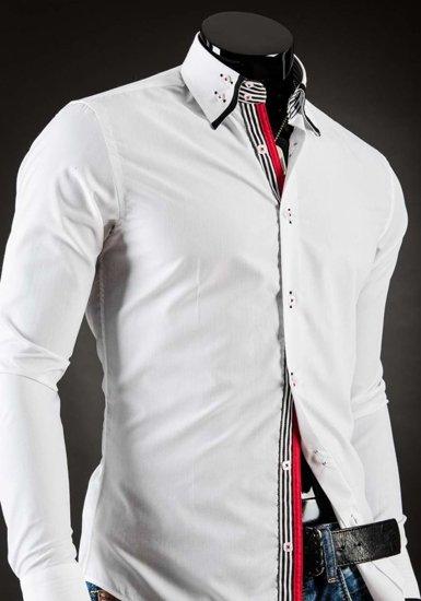Pánská košile JUAN FRANCO 1747 bílá