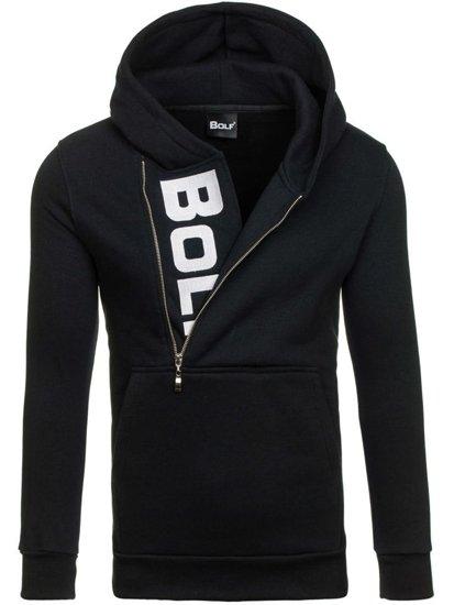 Pánská mikina BOLF 01S-ZM černá