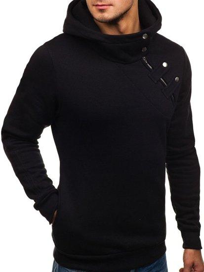 Pánská mikina BOLF 06S-ZM černá