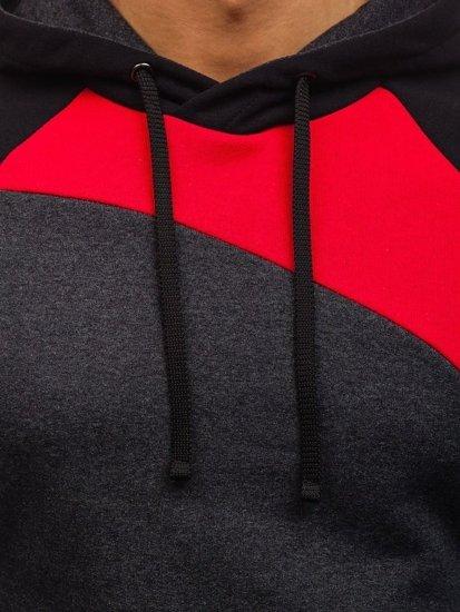 Pánská mikina BOLF 28S červená