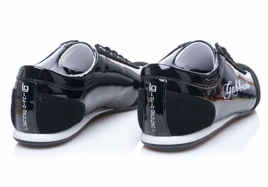 Pánská obuv LUCIO GABBANI 611B černá lesklá