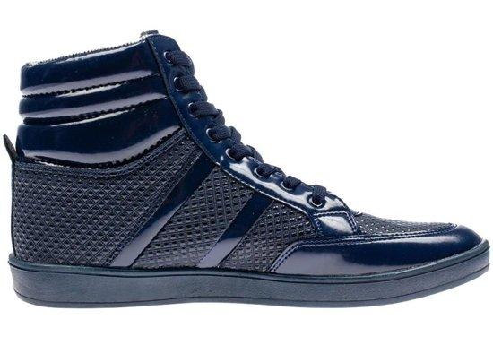 Tmavě modrá pánská obuv Bolf 701