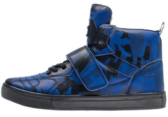 Tmavě modrá pánská obuv Bolf 8003