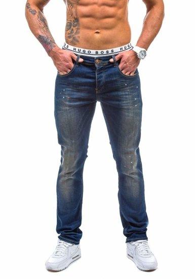 Tmavě modré pánské džíny Bolf 176