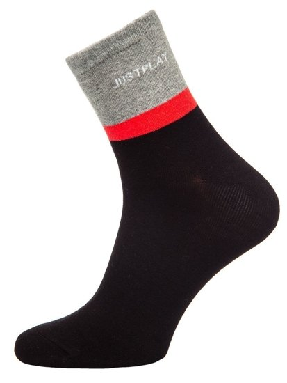 Vícebarevné pánské ponožky Bolf X10165-5P 5 PACK