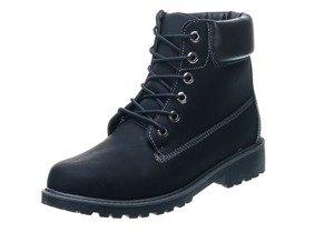 Černá pánská obuv Bolf 01A