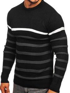 Černý pánský svetr Bolf 1951