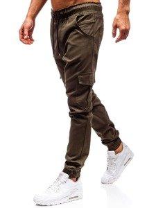Khaky pánské jogger kapsáče Bolf 0404