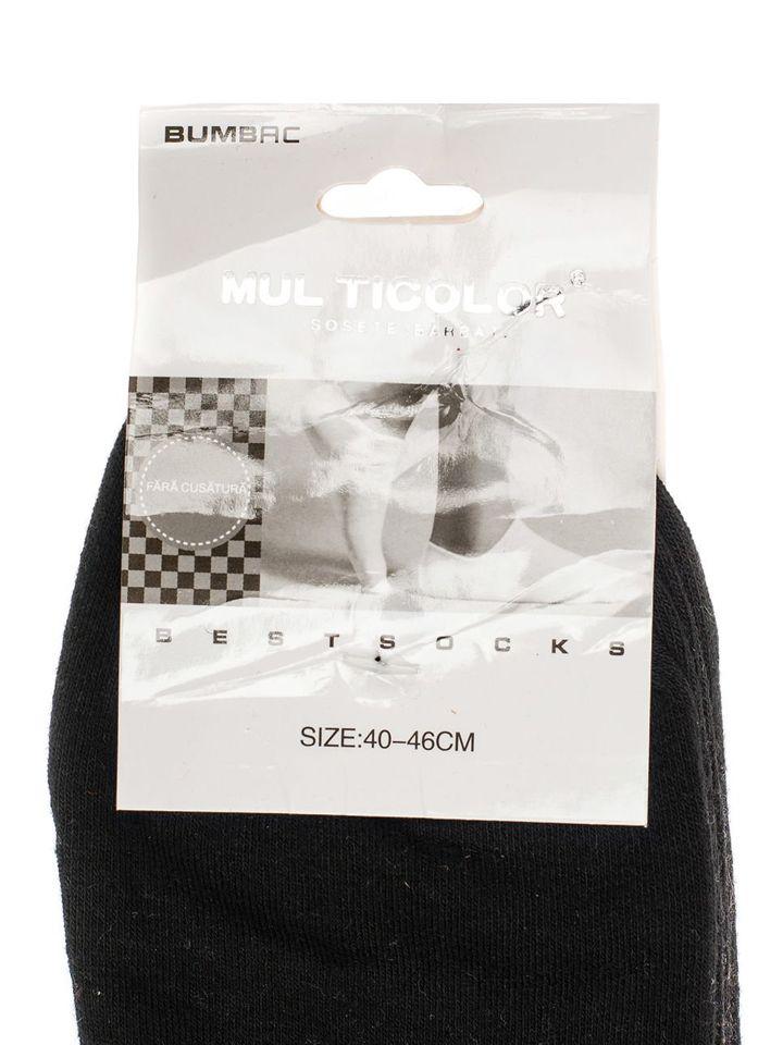 41433f97c01 Černé pánské nízké ponožky Bolf 80016 2 PACK